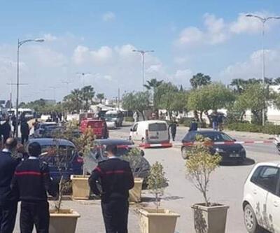 Son dakika... Tunus'ta ABD Büyükelçiliği yakınında bombalı saldırı