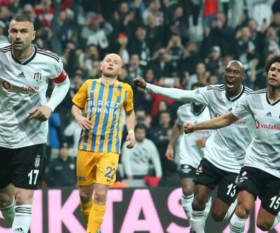 Beşiktaş - Ankaragücü: 2-1