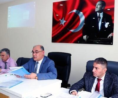 Pozantı Belediyesi Mart ayı meclis toplantısı yapıldı