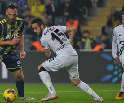 Fenerbahçe-Yukatel Denizlispor: 2-2