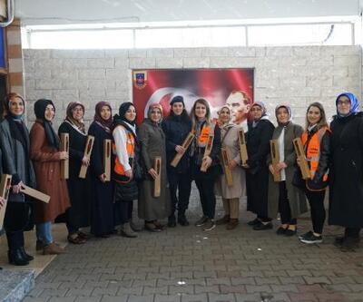 Termeli kadınlardan 8 Mart'ta anlamlı ziyaret