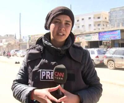 CNN TÜRK ekibi İdlib'de