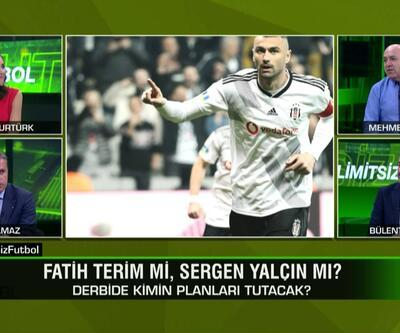 Trabzonspor-Başakşehir, Galatasaray-Beşiktaş maçlarını kim kazanır? Fenerbahçe'de yeni teknik direktör kim olacak? Limitsiz Futbol'da konuşuldu