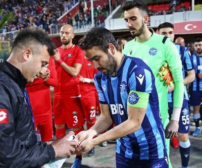 Adana Demirspor sahasında kaybetti