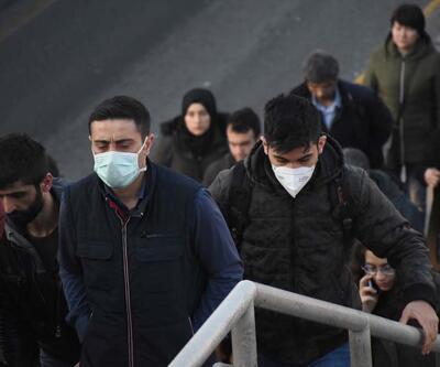 İstanbulluların toplu ulaşımda maskeli önlemi