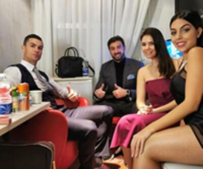Cristiano Ronaldo ortaya çıktı