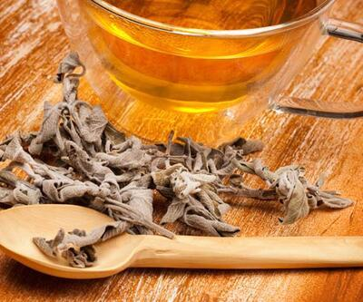 Gribe karşı bitkisel karışımlı çay