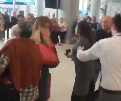 Havalimanında hakaret davasında beraat kararı bozuldu
