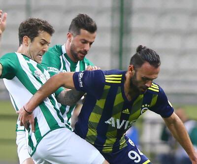 Konyaspor-Fenerbahçe: 1-0