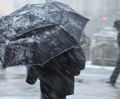 DONACAĞIZ! Hava durumu 16 Mart: Kar, yağmur, fırtına