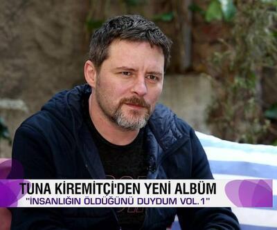 """Afiş, """"İnsanlığın Öldüğünü Duydum Vol 1"""" adlı yeni albümüyle Tuna Kiremitçi'yi ağırladı"""