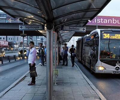 Toplu ulaşım kullananlar yüzde 48 azaldı