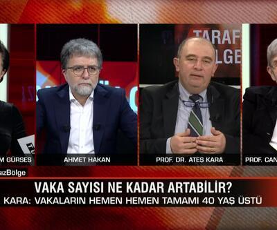 Prof. Dr. Ateş Kara ve Prof. Dr. Canan Karatay, koronavirüse dair her şeyi Tarafsız Bölge'de anlattı