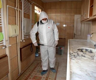 Aksaray Belediyesi, dezenfeksiyon çalışmalarını sürdürüyor