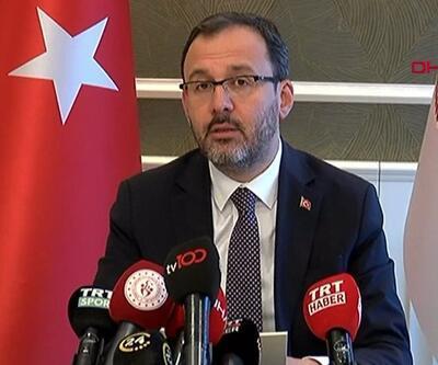 Türkiye'de lig maçları ertelendi