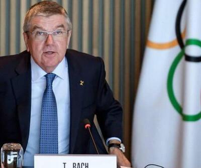 Olimpiyatlarla ilgili resmi açıklama geldi