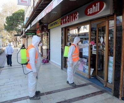 Kuşadası'nda koronavirüs önlemleri tam gaz
