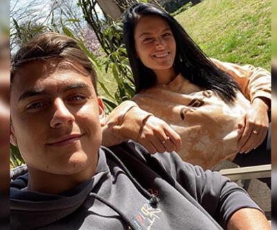 Dybala ve kız arkadaşının koronavirüs testi pozitif çıktı