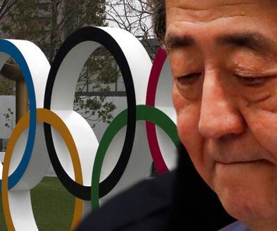 Japonya Başbakanı Abe: Olimpiyatlar ertelenmek zorunda kalabilir