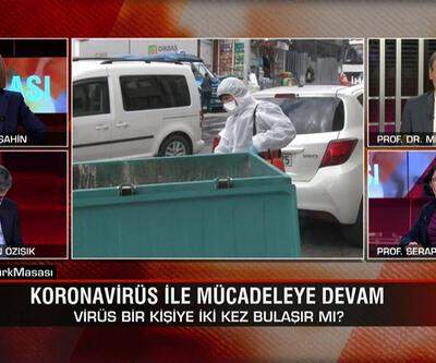 Yurt dışındaki Türklerin tahliyesi nasıl olacak? 65 yaş üstüne sokağa çıkma yasağına kim ne dedi? CNN TÜRK Masası'nda konuşuldu