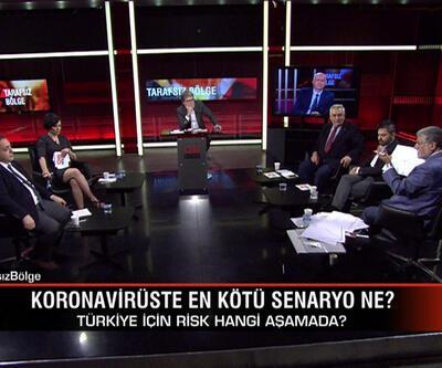 Vaka sayısı ne kadar artacak?Türkiye için risk hangi aşamada? Tarafsız Bölge'de konuşuldu