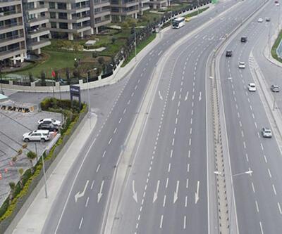 İstanbul trafiğine korona etkisi!