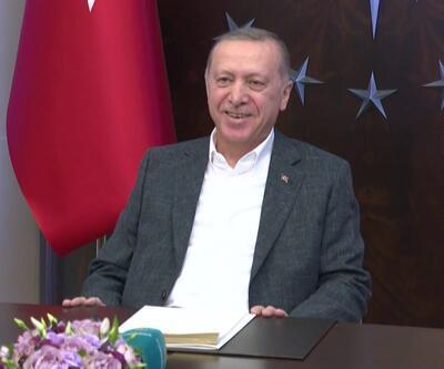 Erdoğan'dan bakanlara sosyal mesafe ve dezenfektan uyarısı