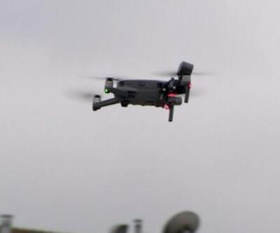 İstanbul'da dronelu uyarı