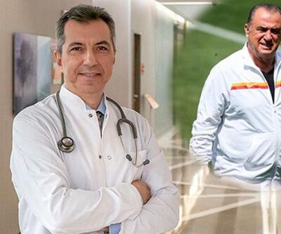 Fatih Terim'in doktoru konuştu