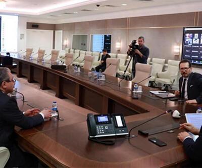 Bakan Koca'dan 81 ilin sağlık müdürüyle toplantı