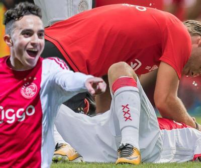 Abdelhak Nouri 2 yıl 9 ay sonra komadan çıktı