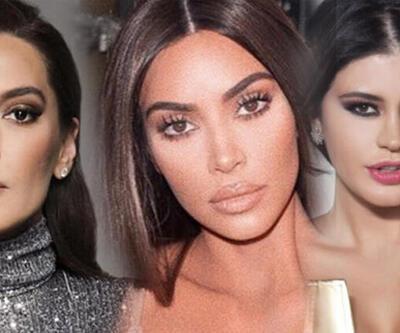 Demet Akalın, Ebru Polat ve Kim Kardashian'ın lahmacun tartışması