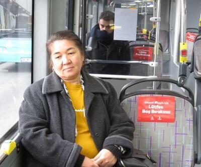 """Toplu taşımada """"seyrek oturma"""" düzeni"""
