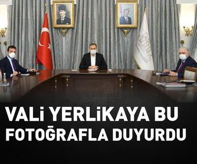 İstanbul Valiliği'nde İl İdare Kurulu toplantısı