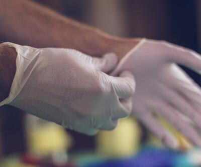Koronavirüse karşı riskli yüzeylerde sol elinizi kullanın