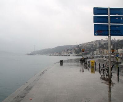 İstanbullular bu pazar sabahı dışarı çıkmadı!