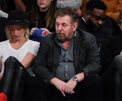 New York Knicks'in sahibi koronavirüse yakalandı