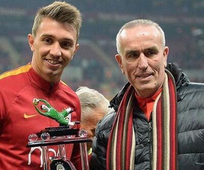 Zoran Simovic'ten Terim'e geçmiş olsun mesajı
