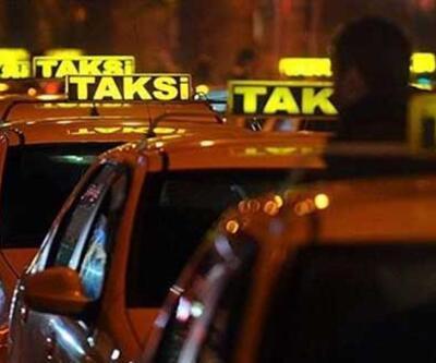 Taksilere koronavirüs önlemi