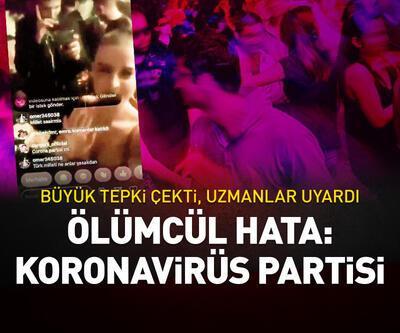 Ölümcül hata: Koronavirüs partisi