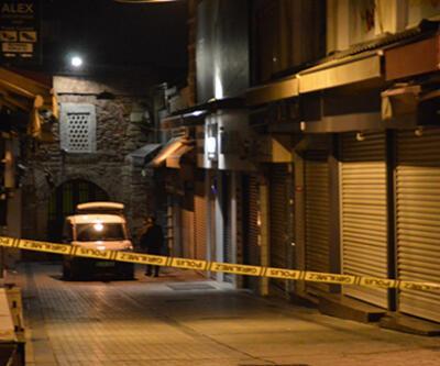 Tarihi Kapalı Çarşı'da kuyumcu soygunu