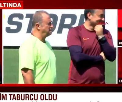 Fatih Terim'in doktoru CNN TÜRK'te anlattı