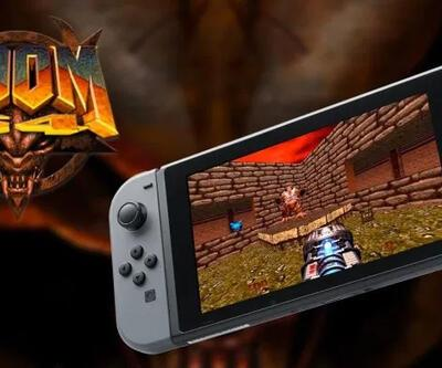 Doom 64 şimdi Nintendo Switch'e geldi