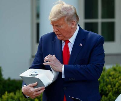 Trump, tanıtımını Beyaz Saray'da yaptı
