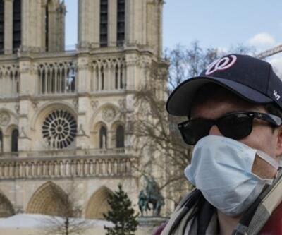 Fransa'da bir günde 499 kişi öldü