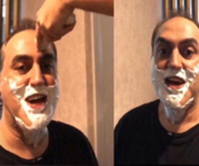 Arto'yu tıraş edip eve aldılar!
