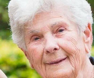 Koronavirüs yüzünden ölen yaşlı kadından büyük fedakarlık