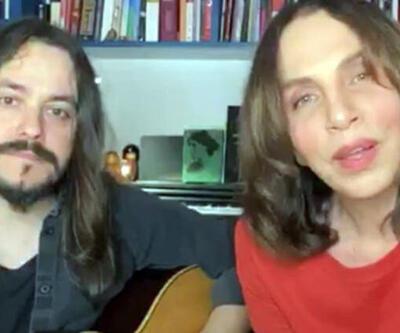 Sertab Erener: Eşimle kavga etmedik