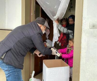 Samsun'da kiliseden milli dayanışma kampanyasına destek
