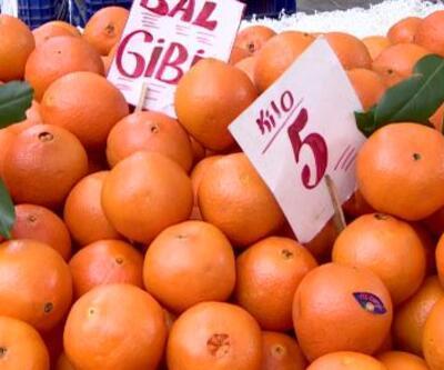 Portakal, limon, sarımsak...